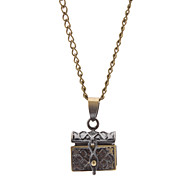 Magic Jewel Box Necklace