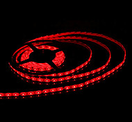 Waterproof 5M 300x3528 SMD Red Light LED Strip Lampe (12V)