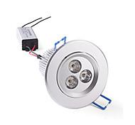 Eingebauter Retrofit 9 W 650-720 LM 3000-3500K K 3 High Power LED Warmes Weiß AC 220-240 V