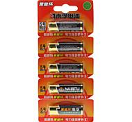 LR06 Alcalinas AA 1.5V batería (5-Pack)