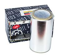 1PCS Thicken Tinfoil Nail Acrylic Remover(5000x10x0.002cm)