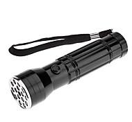 3-Mode 16-LED Flashlight (3xAAA, Random Color)