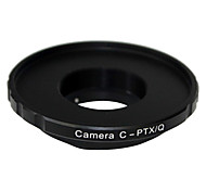 Slim 25mm C Mount Movie CCTV Lens to Pentax Q Camera Mount Adapter Ring