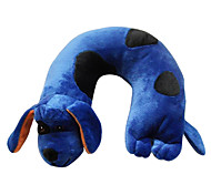 Spotted Dog Style U-Shape Travel Neck Pillow
