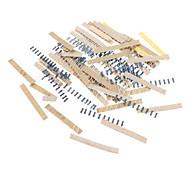200ohm ~ 4.3K 1/4W Resistor Set (25 x 10 piezas)
