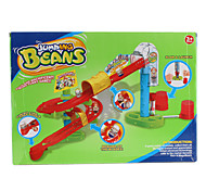 Crazy Jumping Beans Tumblers Race Track (Model: KLX200-6)