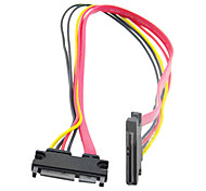 Macho a hembra Cable SATA 7 +15 (0,5 m)