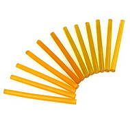 Clear Glue Sticks for Hair Extensions (12-Pack)
