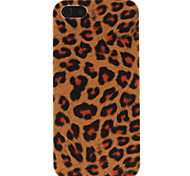 Leopard Print Hard Case for iPhone 5/5S