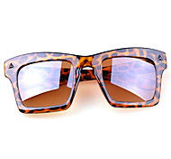 Unisex Triangular Rivet Pattern Sunglasses