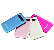 Portable Power Bank SW-840 pour iPhone, iPad et plus (couleurs assorties, 4000 mAh)