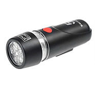 Bike Light , Front Bike Light / LED Flashlights - 1 Mode Lumens AAA Battery Cycling/Bike / Multifunction Black Bike Others