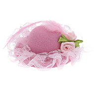 All Seasons Wedding Terylene Hair Accessories for Dogs / Cats Pink