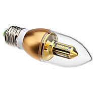 E26/E27 4 W 32 SMD 3014 450 LM Warm White C Decorative Candle Bulbs AC 85-265 V
