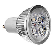 GU10 4W 4 High Power LED 70 LM Warm White Decorative LED Spotlight AC 85-265 V