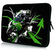 "Motorcycle Racer Muster 7 ""/ 10"" / 13 ""Laptop-Hülle für MacBook Air Pro / Ipad Mini / Galaxy Tab2/Sony/Google Nexus 18127"