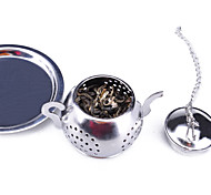 Teapot-Type Stainless Steel Tea Bags