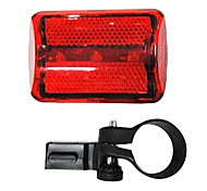 Bike Light , Rear Bike Light - 1 Mode Lumens AA Battery Cycling/Bike Black / Red Bike Others