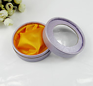Round Paper Women's Jewelry Box (More Colors)