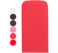 Durable Leather Samsung Mobile Phone Cases for Galaxy S3/9300(5 Colors)