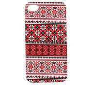 Diseños de bordado estuche protector duro para el iPhone 4/4S