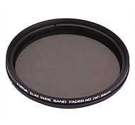 FOTGA Ultra Thin Fader Variable Densidad Neutral ND2 Filtro ND400 (~ 55 mm)