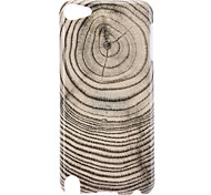 Annual Ring Pattern Protective Hard Case for iPod Touch 5