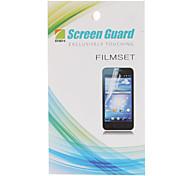 HD Screen Protector con panno di pulizia per Sony LT25i