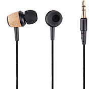 The Wooden Fashion High-Quality In-Ear Headphones (Eq9)
