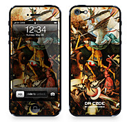 """Da-Code ™ Skin für iPhone 4/4S: """"Der Fall der Rebel Angels"""" von Pieter Bruegel dem Älteren (Masterpieces Series)"""
