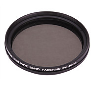 FOTGA de densidad neutra Variable ND2-ND400 Fader filtro (Negro, 46mm)