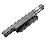 Batería del ordenador portátil para DELL Studio 1450 1457 1458 W356P U597P W358P y Más (11.1V, 4400mAh)