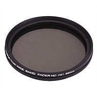 FOTGA Ultra Thin Fader Variable Densidad Neutral ND2 ~ ND400 Filter (49mm)