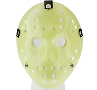 Plastic Glow-in-dark Full-face Mask