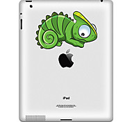 Dinosaur Pattern Protective Sticker for iPad 1, iPad 2 ,iPad 3 and The New iPad
