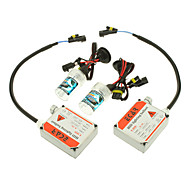 12V 35W H1 HID Xenon Lamp Conversion Kit Set (E3035 Ballast)