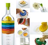 8-en-1 de utensilios de cocina de botellas conjunto