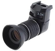 Kamerawinkelsucher für Canon, Nikon, Pentax, Sony, Leica, Olympus Fourthirds 4/3 e-Serie