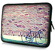 "Bicycle Pattern Laptop Tablet Waterproof Sleeve Case For 7"" 10"" 11"" 13"" 15"""