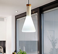Max 60W Modern/Contemporary Mini Style Painting Pendant Lights Living Room / Bedroom / Dining Room / Kitchen / Study Room/Office / Entry