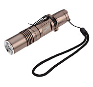Romisen RC-880 5-Mode del CREE XM-L T6 torcia elettrica LED (colori assortiti, 1000LM, 1x18650)