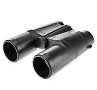 Portable Black Plastic Miniature Binoculars 4x35