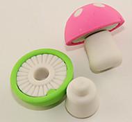 Mushroom Pattern Earser (Random Colors)