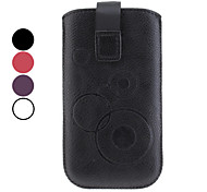 PU Leather Vertical Pouches for Samsung Galaxy S3 I9300 and Galaxy Nexus I9250 (Assorted Colors)