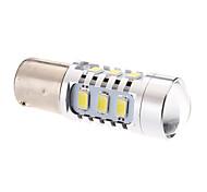 Ampoule pour frein de voiture / Tournage lampe de signalisation (12V) 1156 4W 15x5730SMD Natural White Light LED