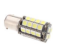 1156 7W 40x5050SMD Natural White Light LED Bulb for Car Brake/Turning Signal Lamp (12V)