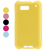For Motorola Case Other Case Back Cover Case Solid Color Hard PC Motorola