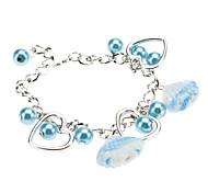 Amour Bleu Ciel Bracelet Glaze