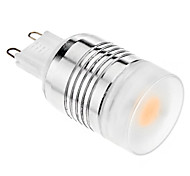 3W G9 LED Spotlight 1 COB 300 lm Warm White AC 220-240 V
