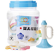 18cm Baby Ringing Activity Toy with Box(Random Color)
